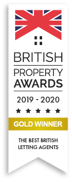 British Property Award Gold
